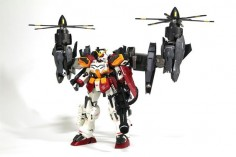 GUNDAM GUY: MG 1/100 Gundam Heavyarms Demselfly - Custom Build