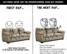 Hahahahahahahaha oh my gosh! XD SO TRUE. Every time! XD