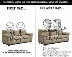 Hahahahahahahaha oh my gosh! XD SO TRUE. Every time! XD