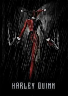 Harley Quinn – Joker's Girl by Christoph Zollinger.