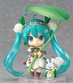 Hatsune Miku - Snow Miku Snow Bell Ver. - Nendoroid [WF2015]