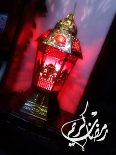 شاهد زينة وفوانيس رمضان 2015