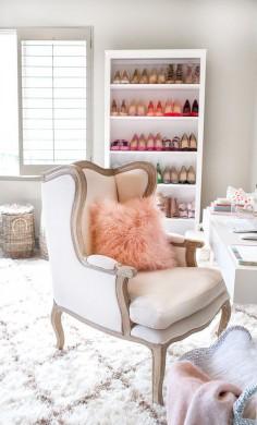 Hello Fashion Blogger's Home Office Makeover | POPSUGAR Home