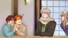 hetalia redraw - Google Search