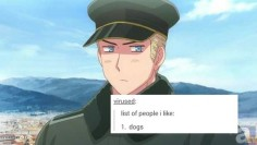 Hetalia Text Posts