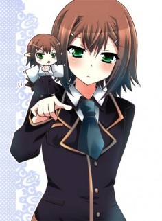 Hideyoshi. Baka to test
