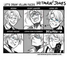 Hitman Jones