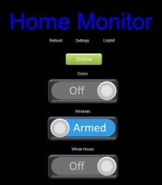Home Alarm System Project for your Raspberry Pi