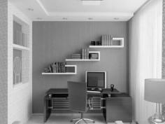 Home Office Ideas For Man Elegant Home Office Ideas For Men Small Room Blue White Interior Cool Home Office Ideas For Man