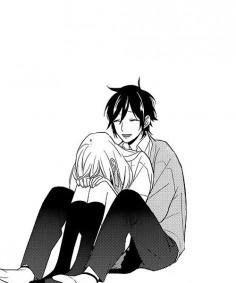 #Horimiya #Shoujo #Manga