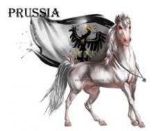 Horse Hetalia: Prussia by Moon-illusion