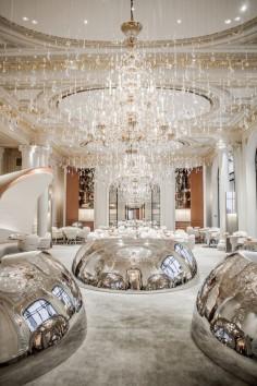 Hotel Plaza Athenee - Restaurant Pierre Monetta 18