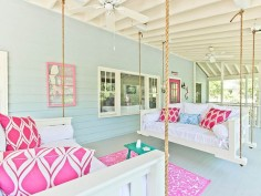 House of Turquoise: The Salty Mermaid Cottage - Tybee Island, GA