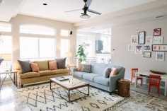 How to create a kid-friendly family room (and keep things separate!)