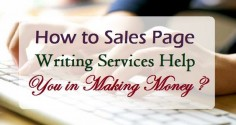 How to Sales #PageWriting #Services Help You in Making #Money ?  #Content #WritingServices