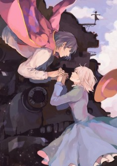 Howls moving castle
