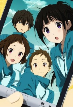Hyouka - enjoyed the character interaction, a fun watch.