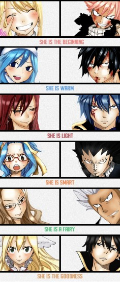 I don't necessarily ship all of these but the pic and text is awesome ^^