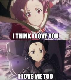 i love me too ^__^ ~ me #anime #memes #funny #manga