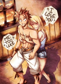I love you (nalu day ) by VIKI-J