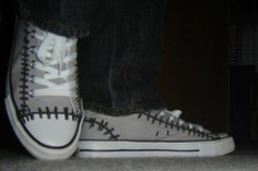 I WANT THEM!!! Sssttteeiiin!!! Dr. Stein Costume WIP - Shoes by ~ShaneVamp on deviantART
