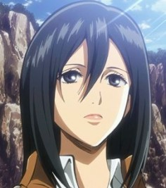 I will be cosplaying as Mikasa Ackermen for Comic-Con!! Oct 12. Wish me luck!