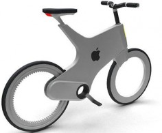 iBike, The Apple Bike Concept