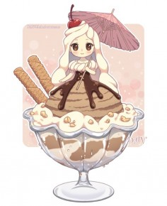 Ice Cream chibi