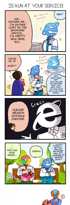 IE-kun's Valentine by ROSEL-D on DeviantArt #IEKun