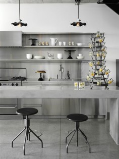 Industrial Kitchen Style for your HDB