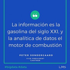 informacion gasolina del siglo XXI | Open Big Data Management