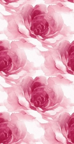 iPhone Wallpaper gorgeous watercolor rose print