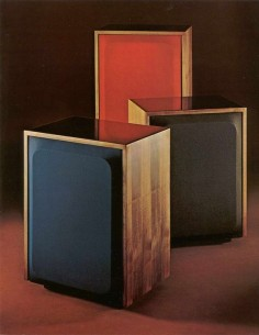 JBL, L65 Jubal Speakers, 1975