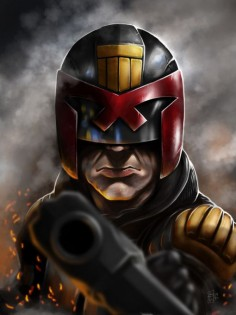 Judge Dredd Artwork | Judgement – Judge Dredd Fan Art