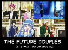 Just random NaLu  if the pictures are blurry.