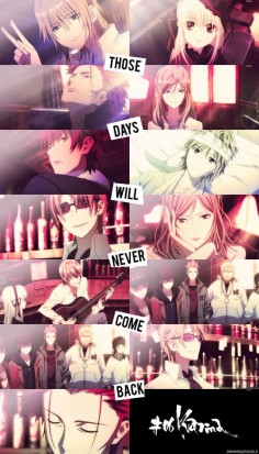 K Project anime
