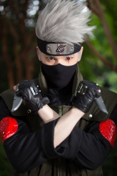 Kakashi Cosplayer -  Photo by …