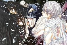 Kaname, Yuki and Zero. - Vampire Knight Photo (25514884) - Fanpop