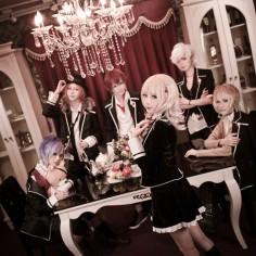 Kanato, Raito, Ayato, Subaru, Shu,  Heroine - Diabolik Lovers