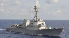 Kapal penghancur AS berpeluru kendali USS Gravely (Foto: US Navy/Reuters)