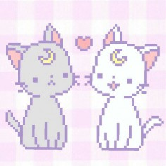 ☯kawaii sailor cats☯