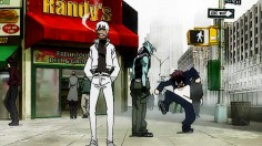 Kekkai Sensen - Blood Blockade Battlefront This is so freakin' funny XD