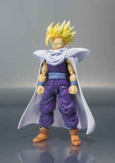 Kirin Hobby: Dragon Ball Z DBZ Super Saiyan Son Gohan SDCC Action Figure versão 4543112757883