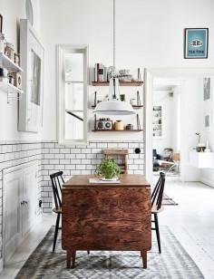 Kuchnia jak marzenie ... zestawienie niebanalnych kuchennych inspiracji. - Apetyczne Wnętrze blog | wnętrza | design