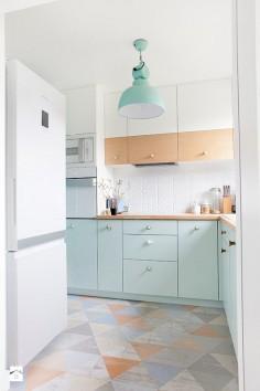 Kuchnia styl Eklektyczny Kuchnia - zdjęcie od Boho Studio