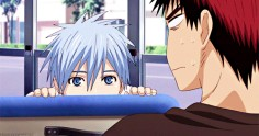 Kuroko is so cute XD And then Kagami's just like wut