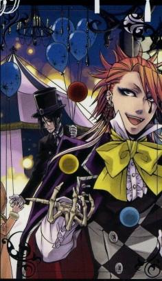 Kuroshitsuji | Black Butler | Book of Circus | ♤ Anime ♤