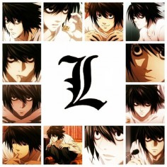 L Deathnote by PufferfishCat on deviantART