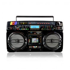 Lasonic i931X Boombox — so 90s retro!