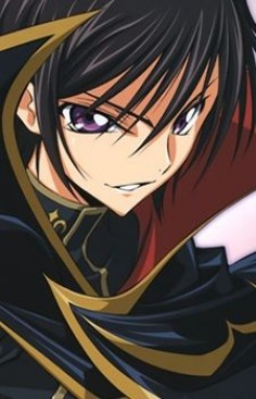 Lelouch Lamperouge - Code Geass
